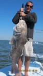 45# LOUISIANA BLACK DRUM CAYGHT IN THE LAND OF GIANTS