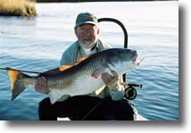 Tony Kirk's near-record fish