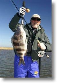 Tony Kirk's record fish