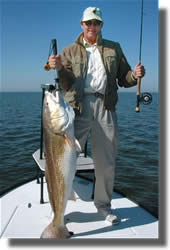 Redfish with Capt. Gregg Arnold